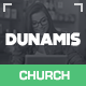 Download Dunamis - Modern Church theme from ThemeForest