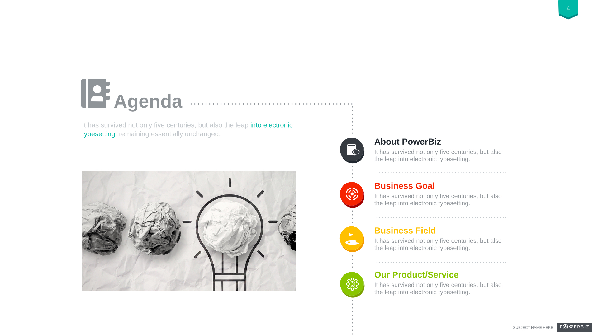 20 Outstanding Business Plan Powerpoint Templates