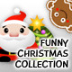 Download Funny Christmas Collection from GraphicRiver