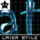 Download 5 Liquid Layer styles from GraphicRiver