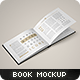 Download Landscape Book Mock-Up Set from GraphicRiver