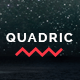 Download Quadric - A Modern Theme for Creatives from ThemeForest