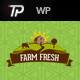 Download Farm Fresh - Organic Products WordPress Theme from ThemeForest