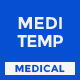 Download Meditemp | Medical & Healthcare Templates from ThemeForest
