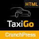 Download TaxiGo - Taxi Company & Cab Service Website Template from ThemeForest
