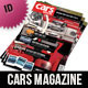 Download Cars Magazine Indesign Template from GraphicRiver