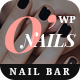 Download O'Nails - Nail Bar & Beauty Salon WordPress Theme from ThemeForest
