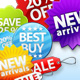Download Badges and Sale Tags for Online Shop from GraphicRiver