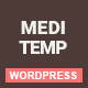 Download Meditemp - Plastic Surgery Wordpress Theme from ThemeForest