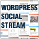 Download WordPress Social Stream from CodeCanyon
