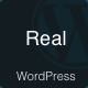 Download Real - Blog and Magazine Clean WordPress Theme from ThemeForest