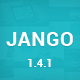 Download Jango   Highly Flexible Component Based HTML5 Template from ThemeForest