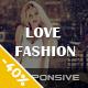 Download Love Fashion - Responsive WordPress Theme from ThemeForest