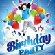 Download Kids Party Flyer Themes  from GraphicRiver
