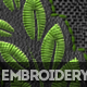 Download Embroidery and Stitching Photoshop Creation Kit from GraphicRiver