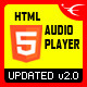Download Chameleon HTML5 Audio Player With/Without Playlist from CodeCanyon