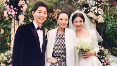 Zhang Ziyi Shares Photos From Song Hye Kyo And Song Joong ...