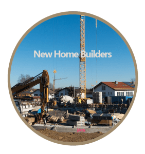 circle for home line products home builders