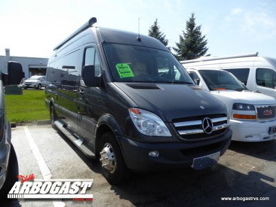 Pre-Owned 2014 Coach House Arriva V24 TB Rear Wheel Drive #Y6618A | Dave Arbogast Conversion Vans