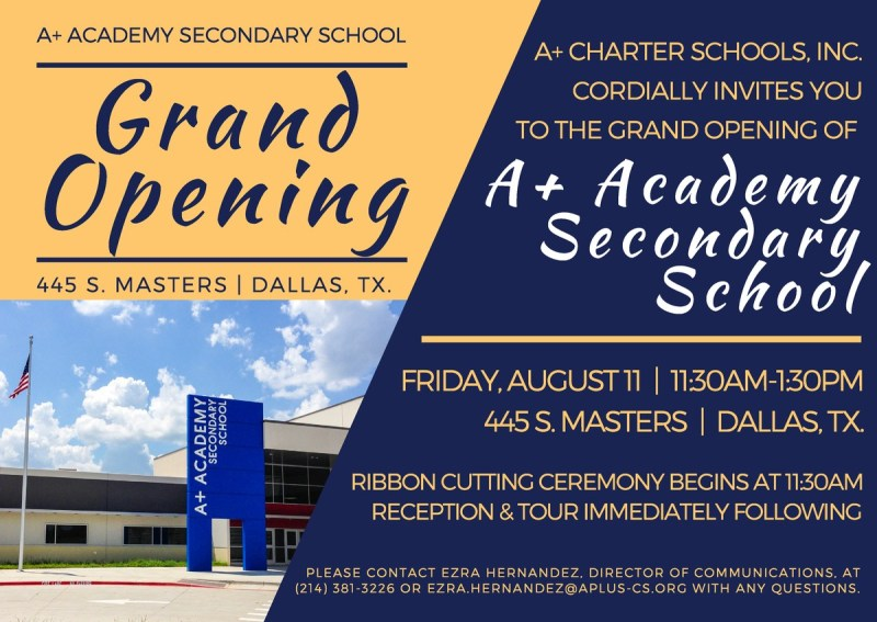 Large Of Grand Opening Invitation