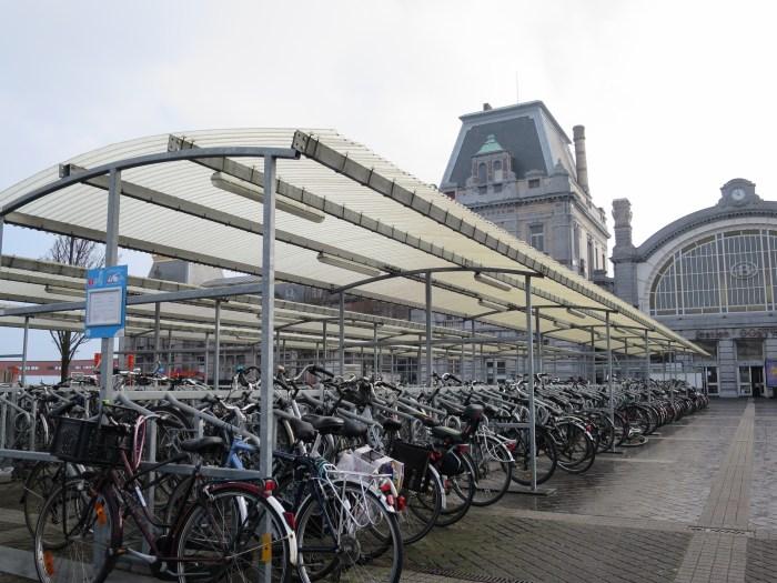 Ostende gare