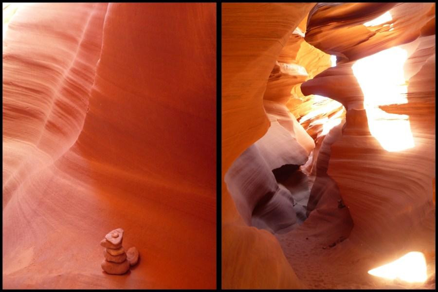 Ouest américain Antelope Canyon 2