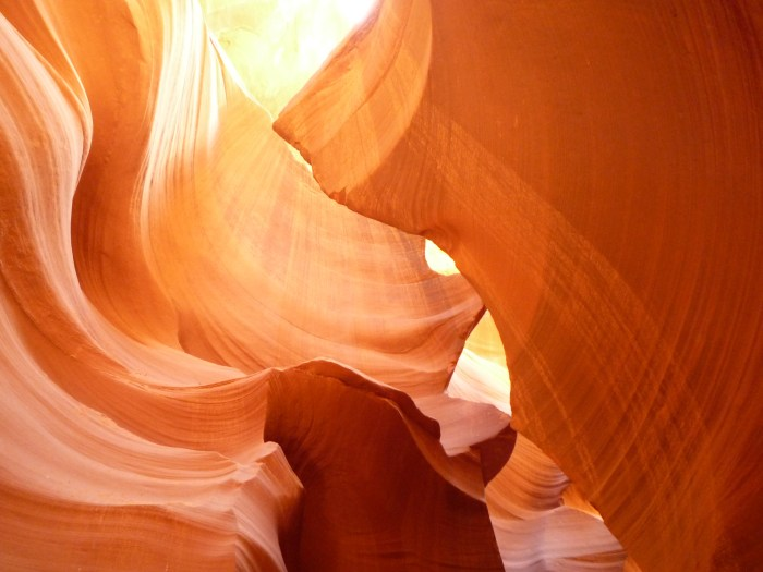 Ouest américain Antelope Canyon