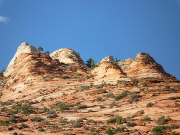 Ouest américain Zion National Park