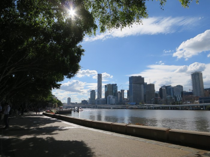 Brisbane South Bank 3