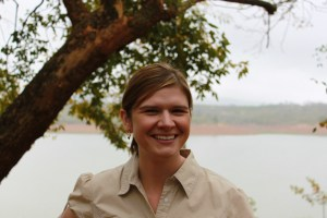 South Africa Safari woman