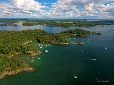 1000 Islands Wallpaper April 2017 | The Photography of Ian Coristine