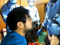 ニコ生で逮捕。生放送中に救急車を呼んで救急隊員を困らせる動画を配信したとして36歳の男が逮捕される。