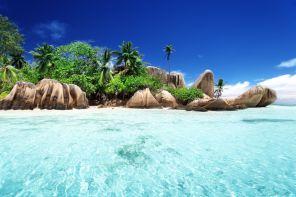 Anse Source d Argent, Seychellen