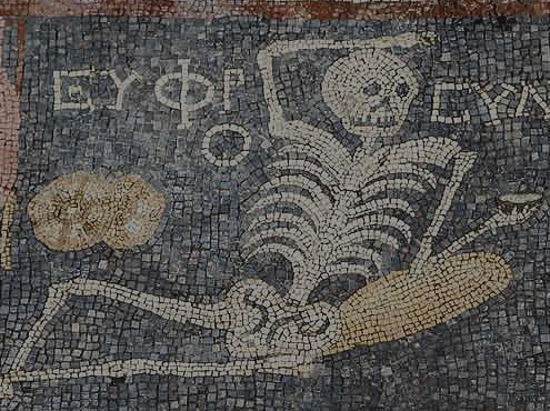 iskelet-mozaik