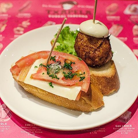 Have you ever heard of pintxos? Those are Basque kindhellip