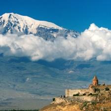 O Monte Ararat é um símbolo nacional do povo armênio