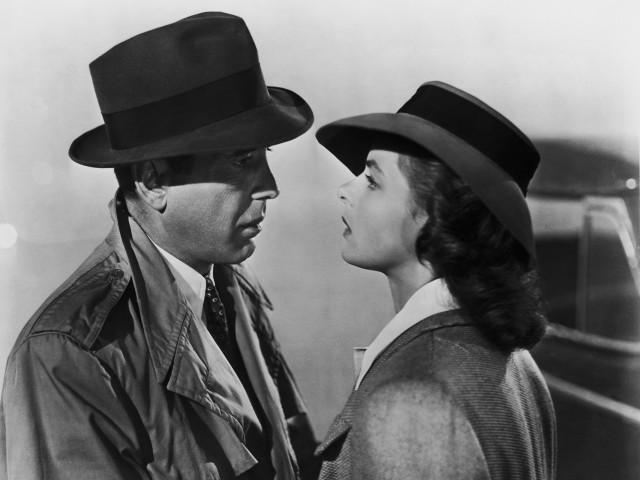 Image: FILE PHOTO: 70 Years Since The Casablanca World Premiere Casablanca