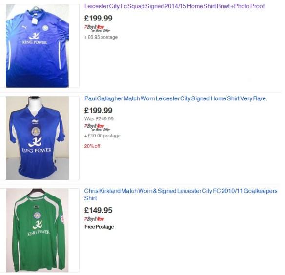 Shirts LCFC