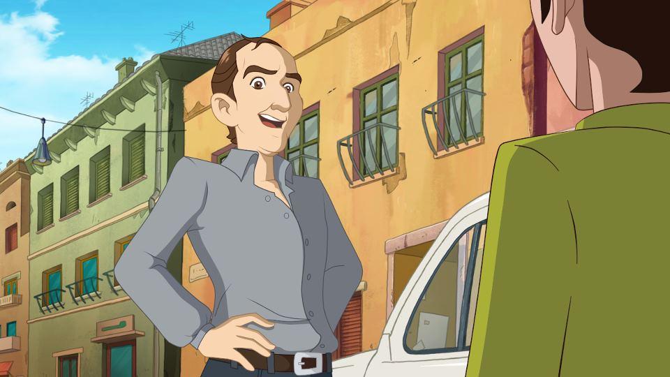 """A Cinematocasa, il cartone animato """"La Missione di 3P"""""""