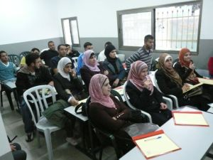a scuola palestinesi