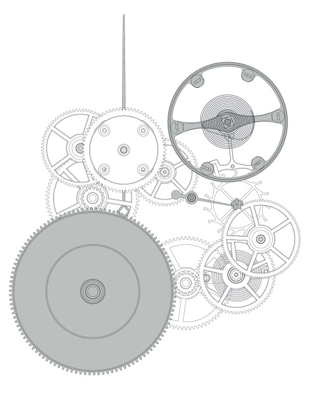 Mechanismus Springende Sekunde_grey