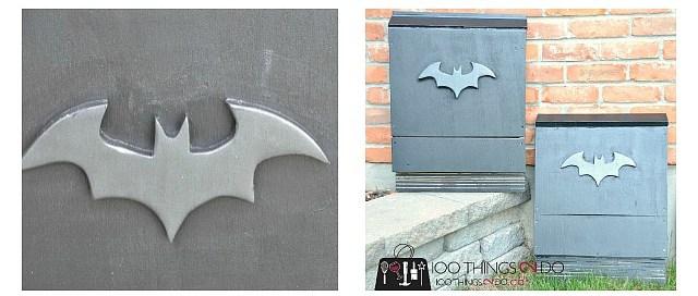 Build your own bat house, DIY bat box