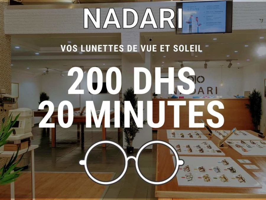 Nadari : le nouveau concept de lunettes low-cost s'installe à Casablanca