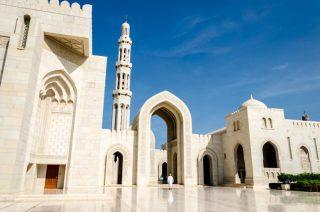 Wielki Meczet Sułtana Qaboosa, Muskat, Oman