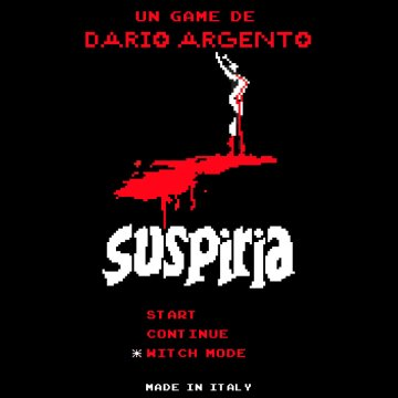 Suspiria (1977) - Dario Argento