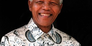 """As we let our own light shine, we unconsciously give other people permission to do the same,"" Mandela once stated."