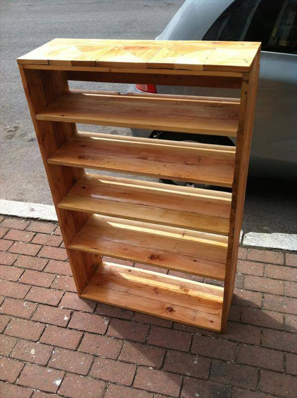 small wood shelf plans