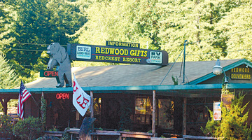 Redcrest Resort & Gift Shop