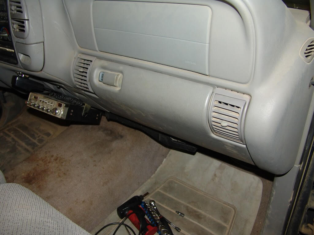 Sparky S Answers 1998 Chevrolet C1500 Changing The
