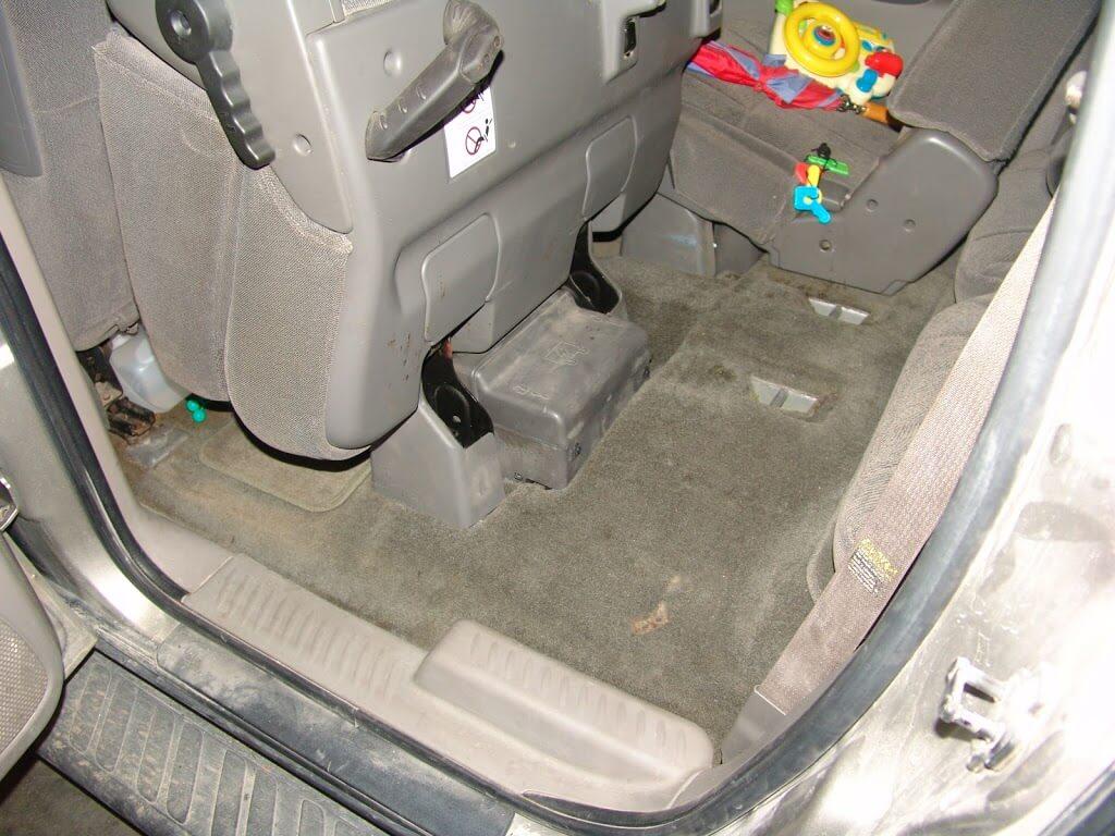 Sparky's Answers - 2003 Chevrolet Trailblazer, Changing ...